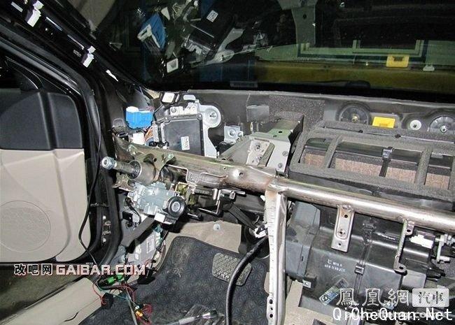 自己动手diy马自达6睿翼空调