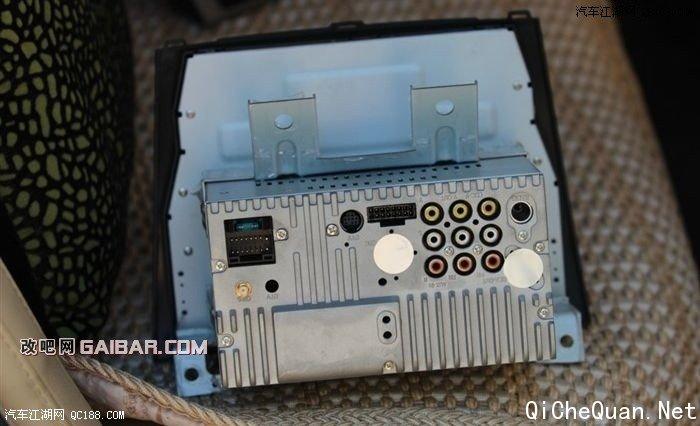 比亚迪l3全车隔音,升级悍马音箱低音炮套装