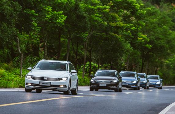 大众进口汽车 蔚揽旅行轿车舒行版280 TSI 开启江南美食之旅高清图片