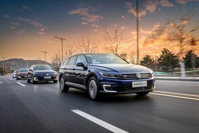 11 日,北京】大众汽车品牌中国于今日揭幕其插电式混合动力车型家族的